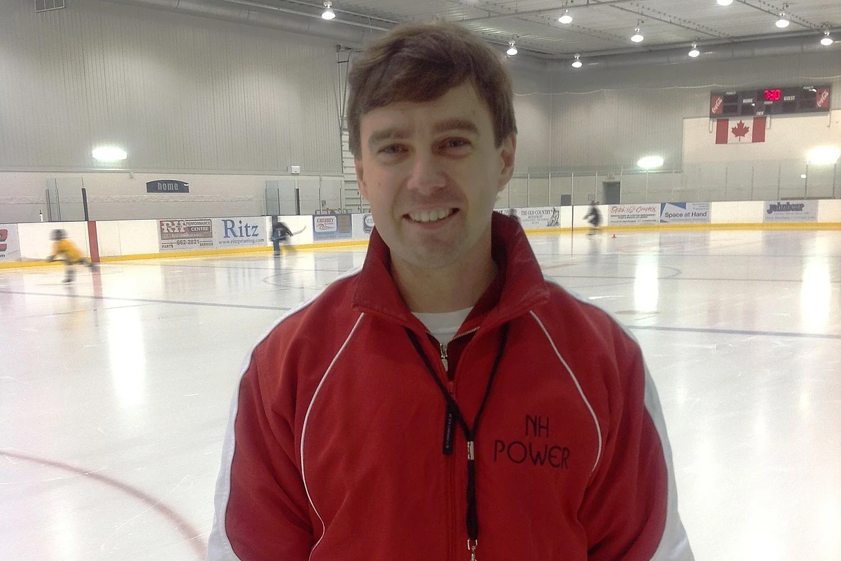 Kevin Winter Skating Instructor
